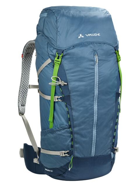 VAUDE Zerum 58+ LW Backpack foggy blue
